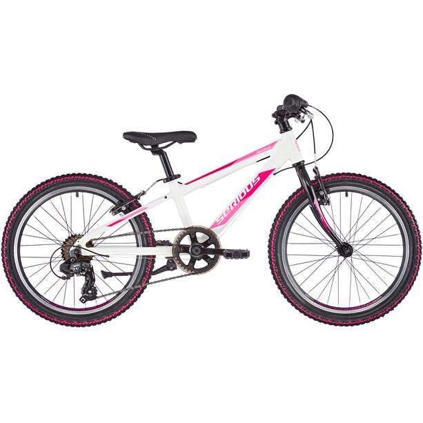"Serious Rockville 20"" Kinder white/pink"