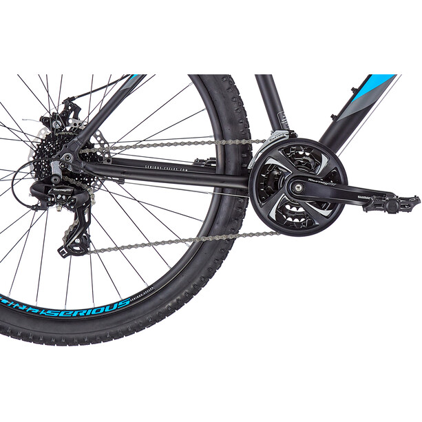 "Serious Rockville 27,5"" Disc black/blue"