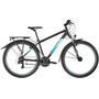 "Serious Rockville Street 27,5"" Youth black/blue"