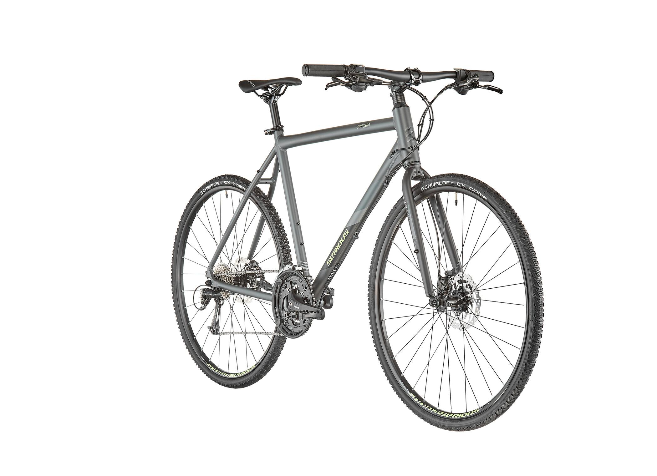Sonoran, grå | city bike