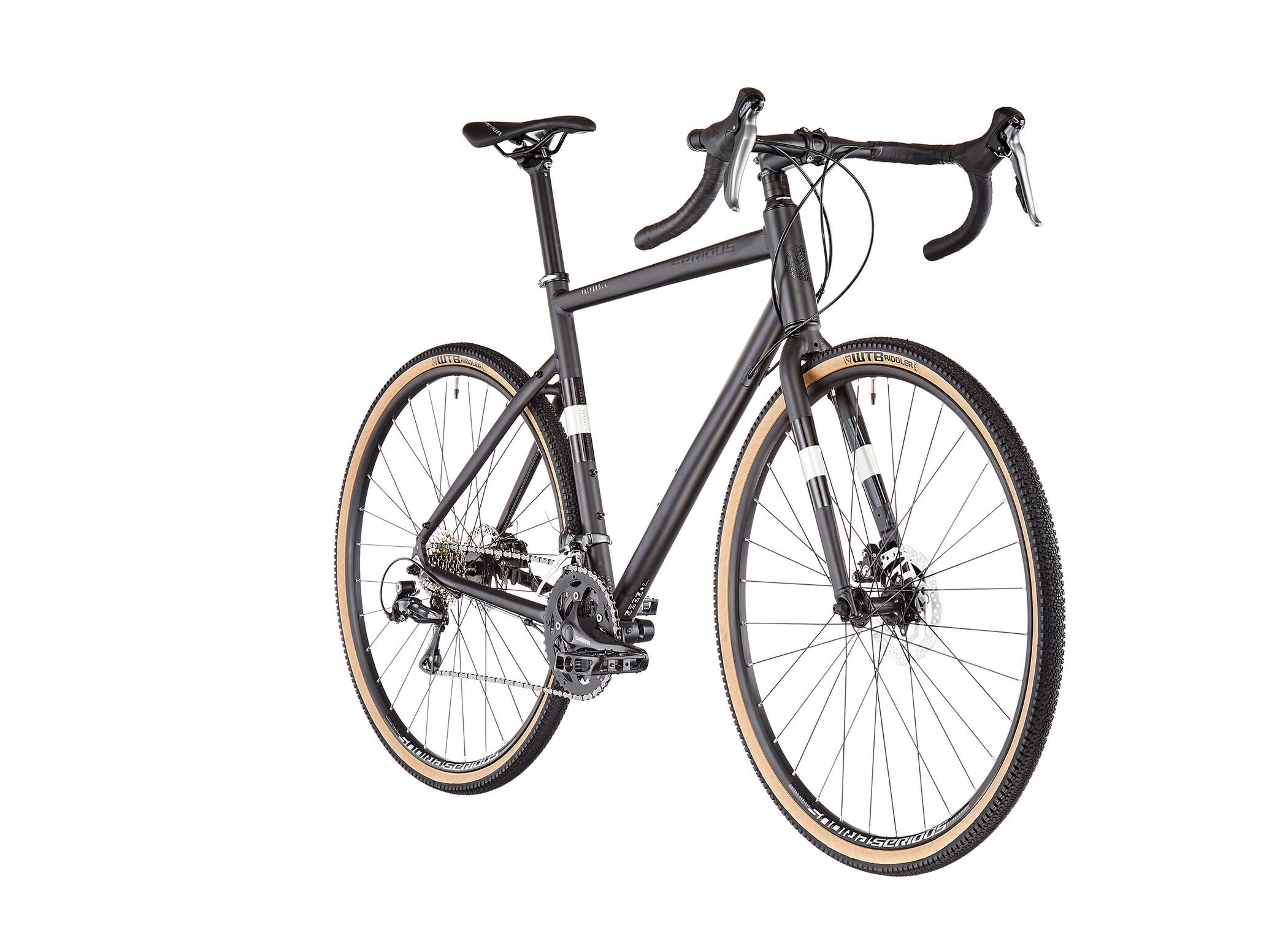Valparola, sort | bike frame