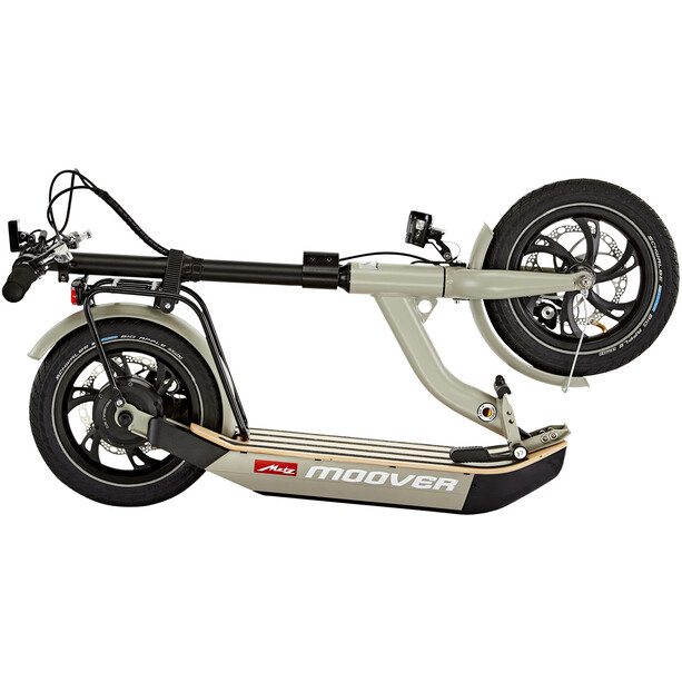 Metz Moover E-Scooter 2. Wahl grey