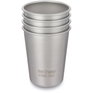 Klean Kanteen Pint Cup 295ml/4 Pieces brushed stainless brushed stainless