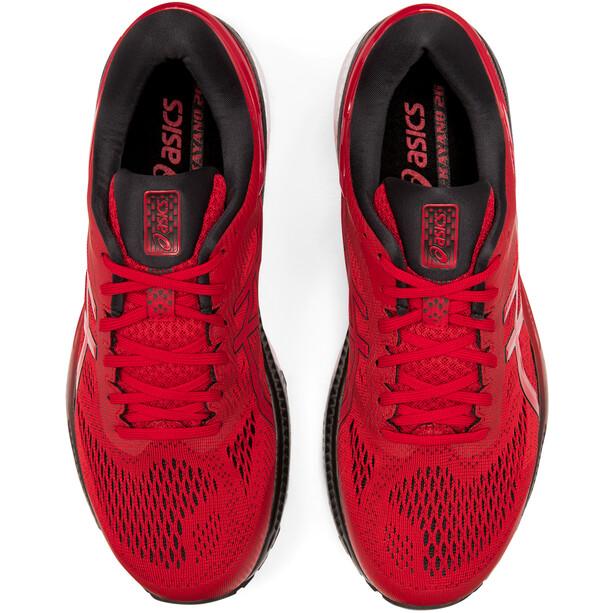 asics Gel-Kayano 26 Schuhe Herren speed red/black