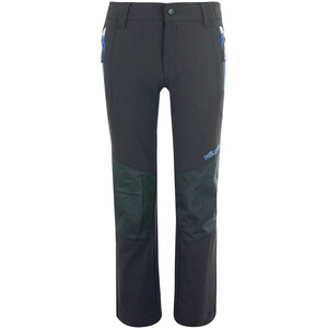 TROLLKIDS Lysefjord Pants Kids anthracite/med blue anthracite/med blue