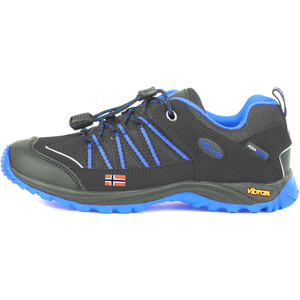 TROLLKIDS Lofoten Hiker Low-Cut Schuhe Kinder grau/blau grau/blau