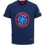 TROLLKIDS Windrose T-Shirt Kinder blau