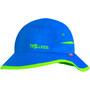 medium blue/light green