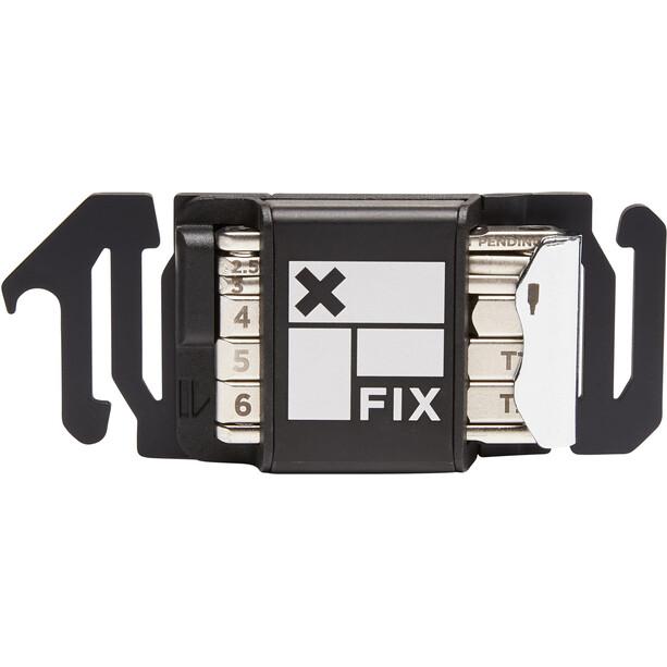 Fix Manufacturing Strap On Multiværktøjsbeslag Smal, sort