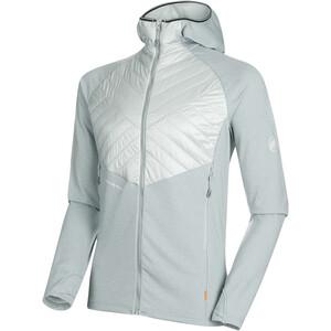 Mammut Aconcagua Light Hybrid ML Hooded Jacket Men grå grå