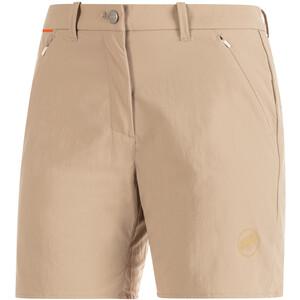 Mammut Hiking Shorts Women beige beige
