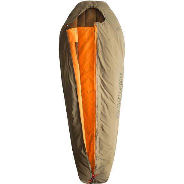 Mammut Relax Fiber Bag Sleeping Bag 0°C L olive