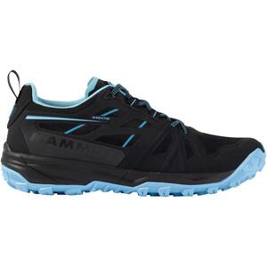 Mammut Saentis Low Shoes Women svart/blå svart/blå