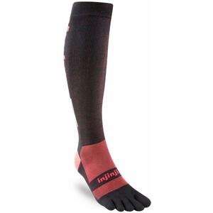 Injinji Compression LW OTC Socken black black