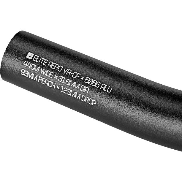 Bontrager Elite Aero VR-CF Road Lenker Ø31,8mm black