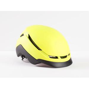 Bontrager Charge WaveCel Commuter Casque, jaune/noir jaune/noir