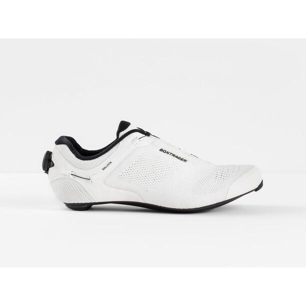 Bontrager Ballista Knit Road Cycling Schuhe Herren white