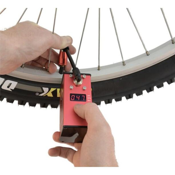 Fumpa Pompe à vélo Alimenté par batterie