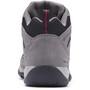Columbia Redmond V2 Mid-Cut Schuhe Waterproof Herren black/rocket