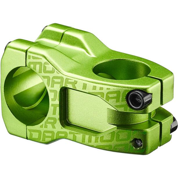 DARTMOOR Fury V3 Stem Ø31,8mm green
