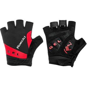Roeckl Itamos Handschuhe schwarz/rot schwarz/rot