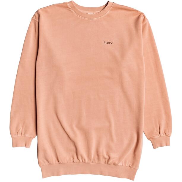 Roxy Secret Break Fleece Shirt Damen cafe creme