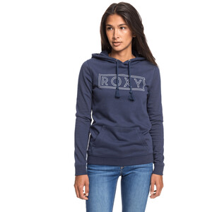 Roxy Eternally Yours Terry Pullover Hoodie Damen mood indigo mood indigo