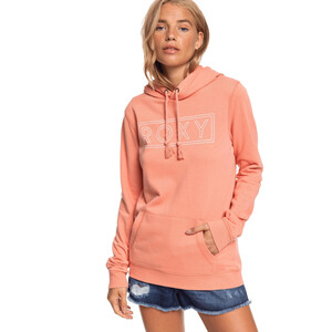 Roxy Eternally Yours Terry Pullover Hoodie Damen terra cotta terra cotta