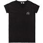 Roxy Night Shimmers T-Shirt Kleid Damen anthracite