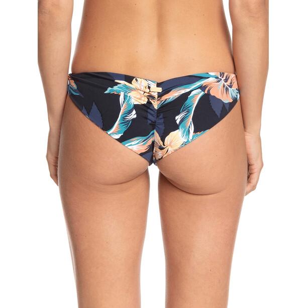 Roxy Printed Beach Classics Mini Bikinihose Damen anthracite tropicoco s