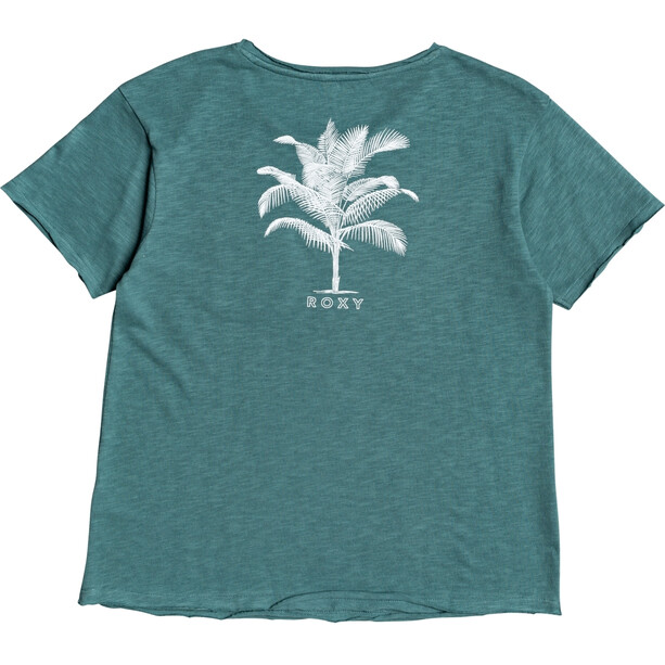 Roxy Star Solar T-Shirt Damen petrol