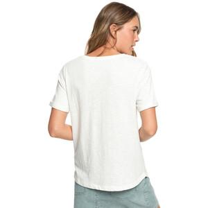Roxy Follow Me To The Beach A T-Shirt Damen snow white snow white