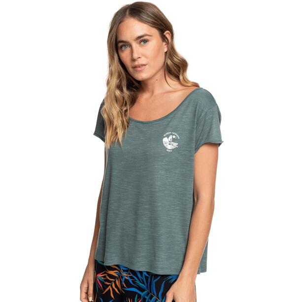 Roxy Havana Chill B T-Shirt Damen north atlantic