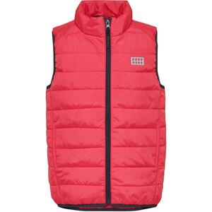 LEGO wear LWSAM 210 Vest Kids, coral red coral red