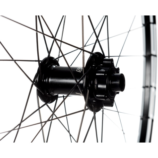 """NoTubes ZTR Crest MK3 Front Wheel 27.5"""" Disc 6-bolt 15x110mm Boost"""
