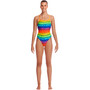 Funkita Strapped In One Piece Swimsuit Women wing it