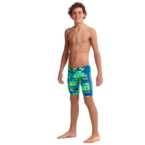 Funky Trunks Training Jammer Jungen pop tropo pop tropo