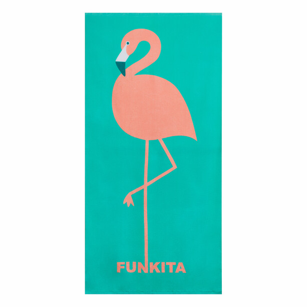 Funky Trunks Towel pastel paradise