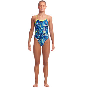 Funkita Single Strap One Piece Badeanzug Mädchen butterfly effect butterfly effect