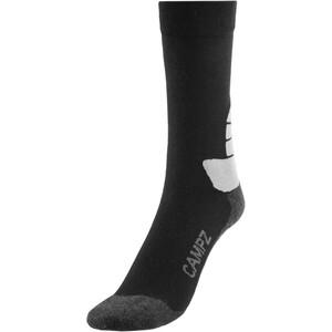 CAMPZ Trekking Socken grau grau