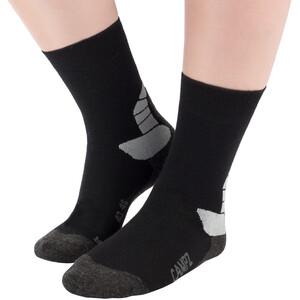 CAMPZ Trekking Socken grey grey