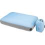 Cocoon Air Core Kissen Ultralight blau/grau