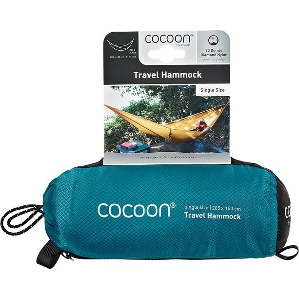 Cocoon Reise-Hängematte Single Size island green