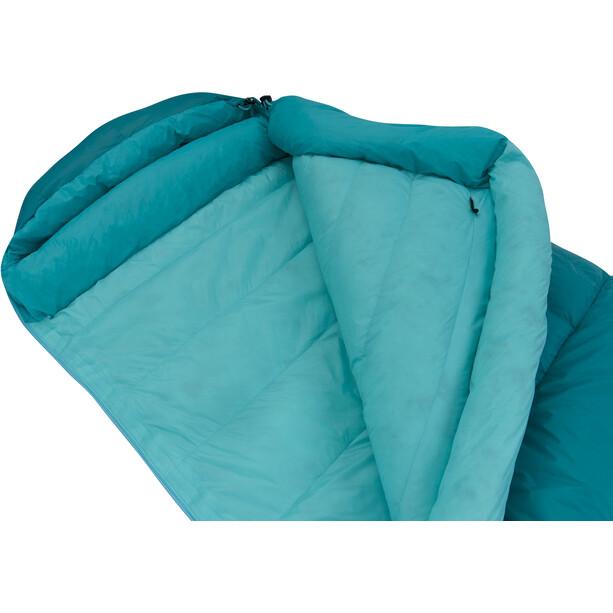 Sea to Summit Altitude AT II Sac de couchage Regular Femme, turquoise