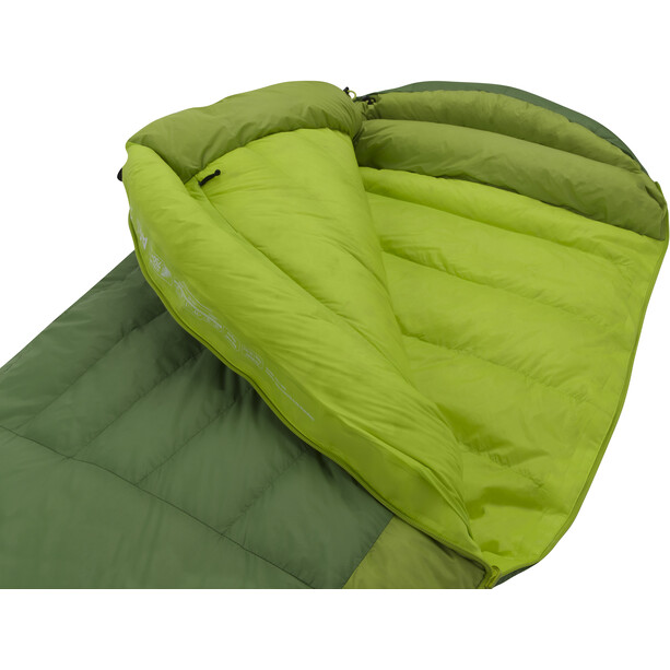 Sea to Summit Ascent AC III Schlafsack Lang spruce/moss