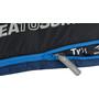 Sea to Summit Trailhead TH II Schlafsack Regular Wide Zipper Links cobalt/midnight