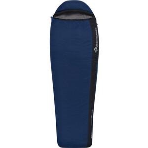 Sea to Summit Trailhead TH II Schlafsack Regular Wide Zipper Links cobalt/midnight cobalt/midnight