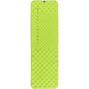 Sea to Summit Comfort Light Isolierte Luftmatte Regular green green