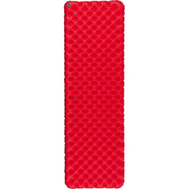 Sea to Summit Comfort Plus XT Matelas gonflable isolant Rectangulaire Large, rouge