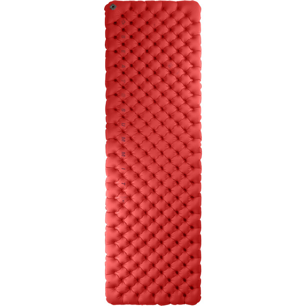 Sea to Summit Comfort Plus XT Isolierte Luftmatte Rechteckig Regular Wide red